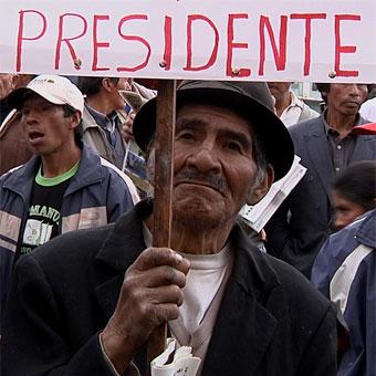 ECUADOR, UNE POLITIQUE AU-DELÀ DE L'UTOPIE