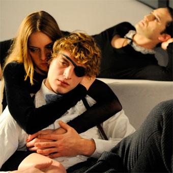 Orgie de sexe adolescent